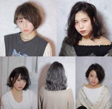 BLISS  hair design所属の伊弉末勇悟