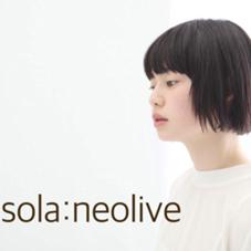 sola:neolive所属のsola:neolive
