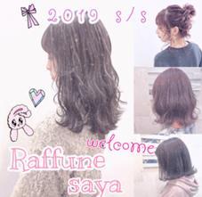 Raffune所属の💘カラー人気No.1💘saya