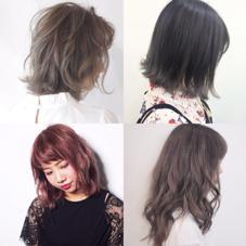 hair&makePOSH葛西店所属の坂上岳