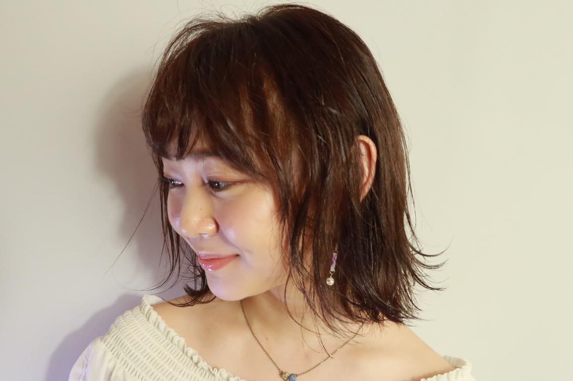 ショートstyle★ミント神戸 スタイリストがカットします。