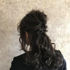 hair &makeNOISM- ekahi-所属の行成恵里佳