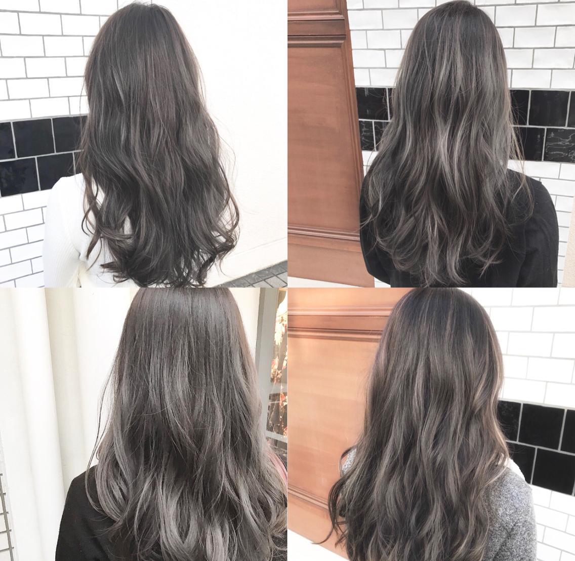 ⭐️5月限定60%オフ【当日予約OK‼️】⭐️支持率NO.1の赤み消しなグレージュカラー大人気⭐️ダメージレスなイルミナカラー再現性あるパーマヘア、ハイクオリティで自然体なヘアが得意⭐️