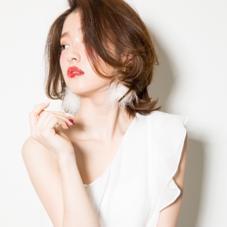 aile Total Beauty Salon所属の矢野遼夏