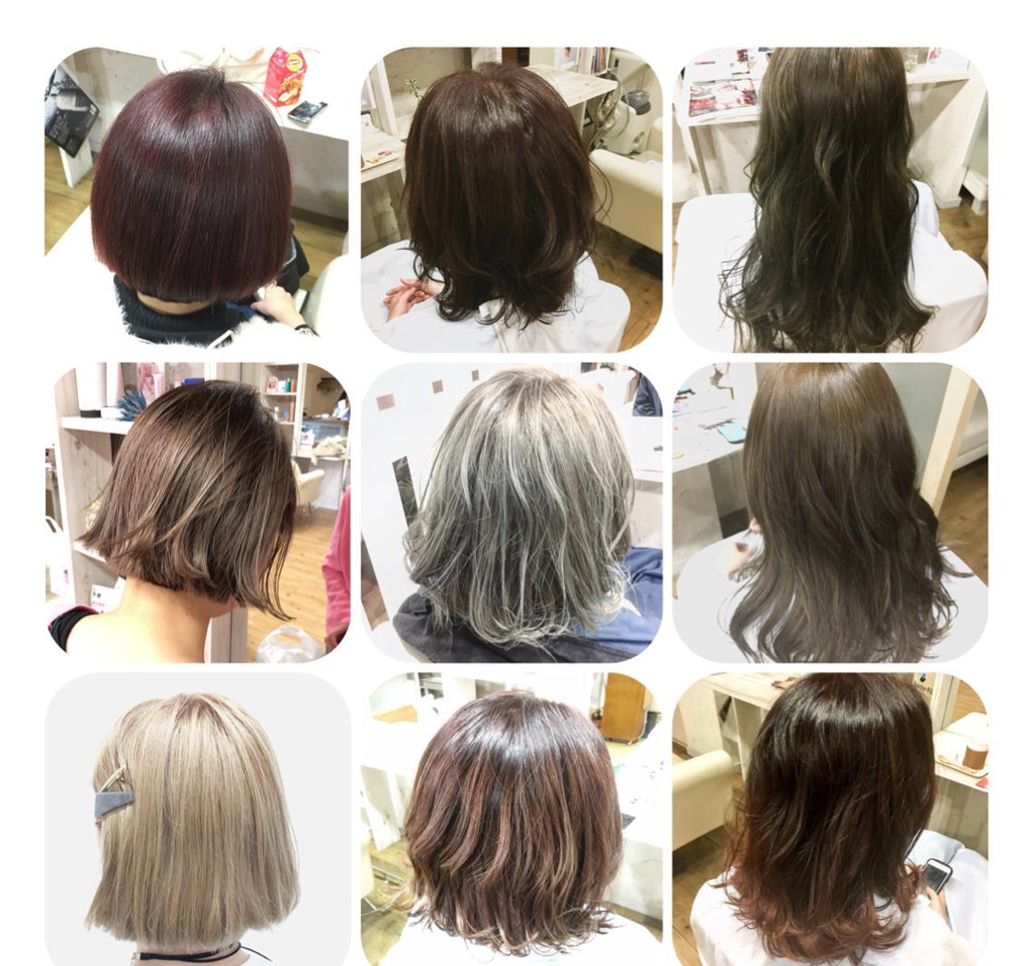 【✨ミニモ限定✨】•いつもとは違う雰囲気に❗️パーマモデル•傷んだ髪の毛に、あなただけのヘアケアを!オージュアトリートメントモデル •トレンドカラーで美しい髪色へ!カラーモデル募集中✨*注意事項あり