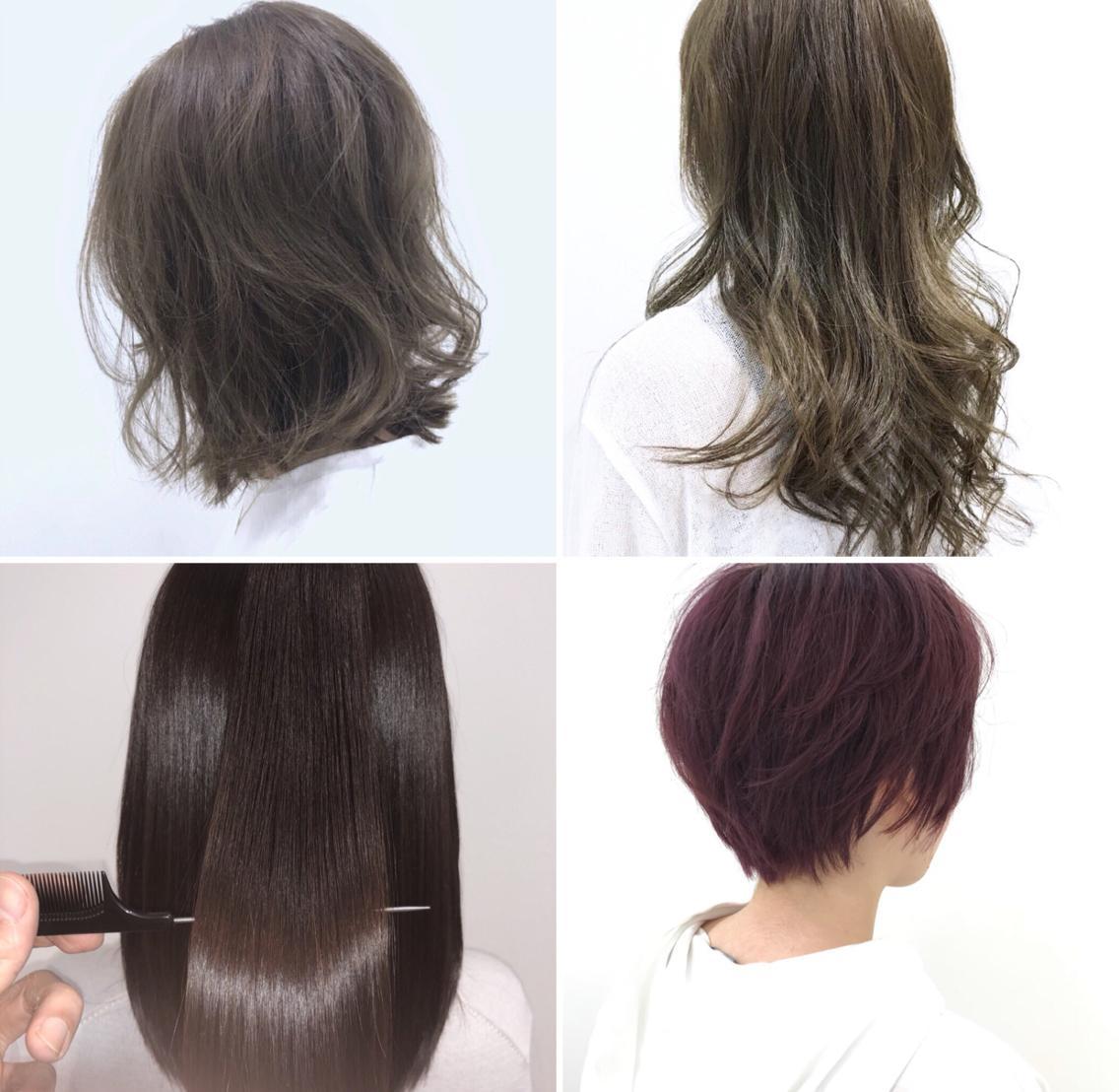 ド派手な髪型やりたい方必見‼︎コンテストモデル募集