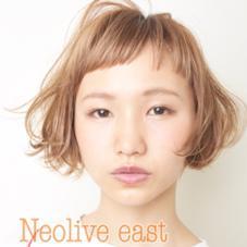 Neolive   east所属の古賀勇輝