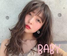 BABY所属の✨表参道出身似合わせ人気No1佐々木✨