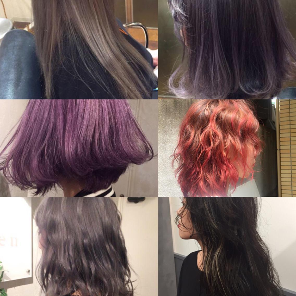 【minimo限定価格!kawaiiヘアーをinnocenthairで♡naturalなカラーもハイトーンもお任せください♡】