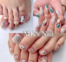 MK's  Nail所属のSmiki