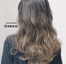 creed所属のcreedHINAKO