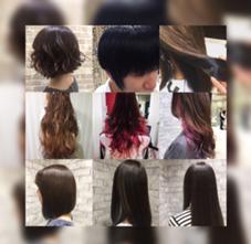 Hair&MakeEARTH   新越谷店所属の藤山紗也加