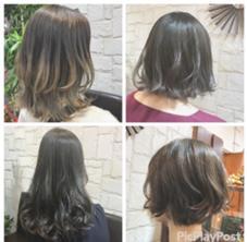 dejave  hair&space所属の龍崎絵里香
