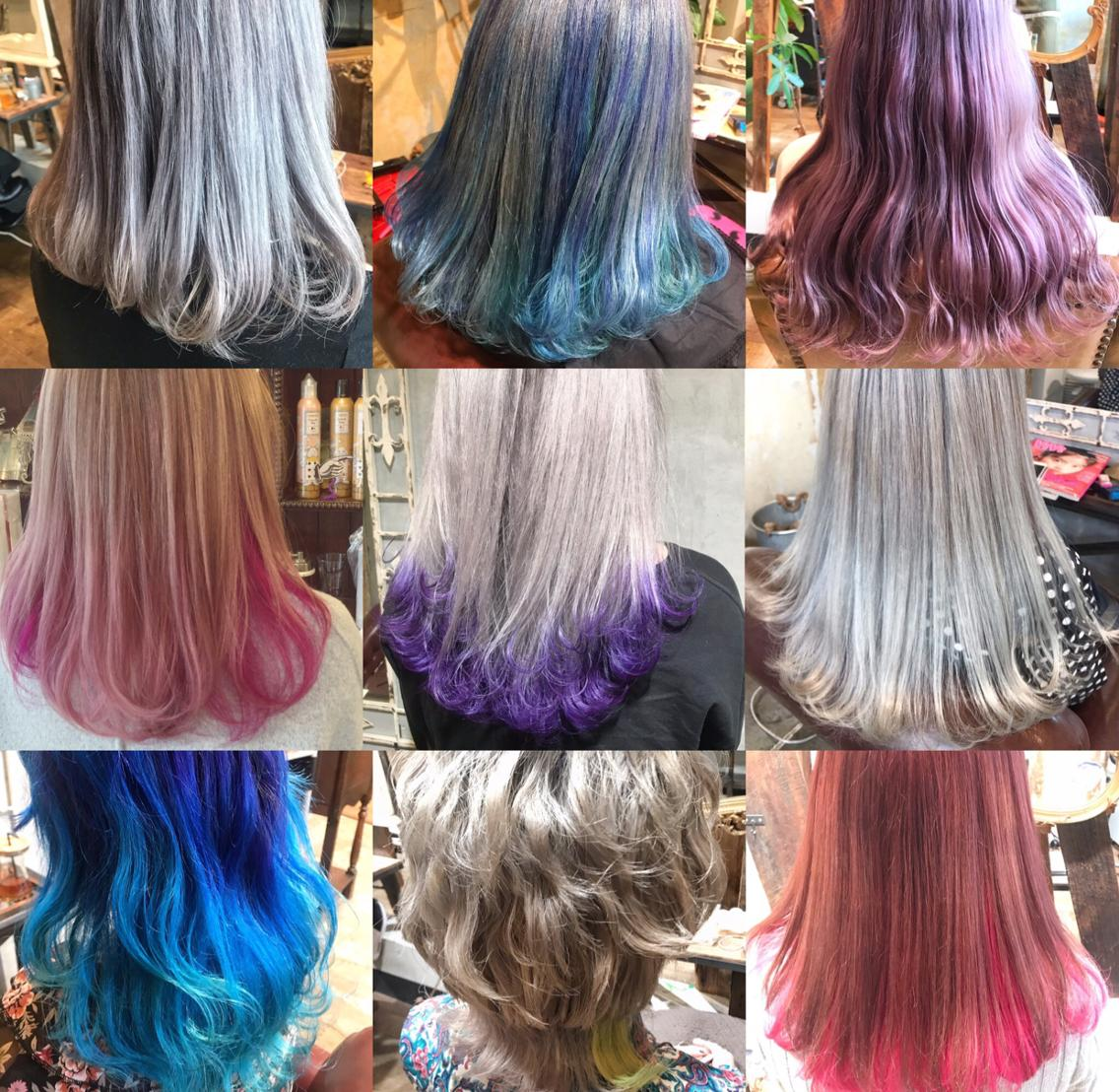 【心斎橋駅徒歩5分】minimo限定価格▷▷最大50%off❣oggi ottoトリートメント付♥️♥️i ♡cute hair!!