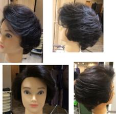 HairDesign Aeolus所属の坂口美礼
