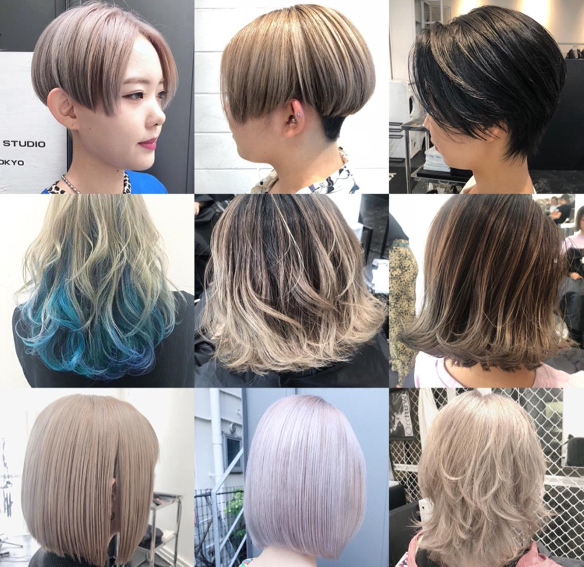 【THE_DAY_OK】++GUEST STYLE IS SHORT_MASH_BOB...++