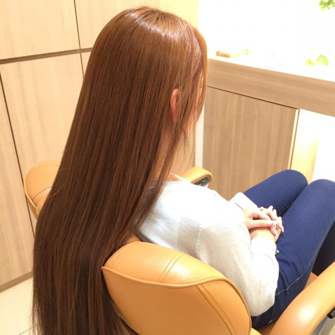 ダブルカラー・ハイトーンカラー・縮毛矯正モデル募集中