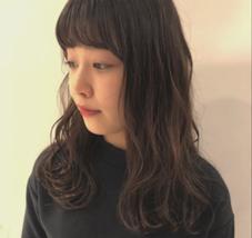 Of  HAIR所属のしおじまあずみ