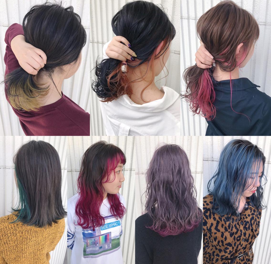 ★NEW★外国人風なNUDYなグレージュ系カラー♪とにかく髪に柔らかさと透明感をカラー¥3500〜⭐️プチプラメニュー多数あり✨