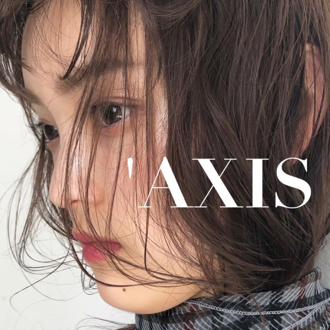 ❣️絶対に可愛くします❣️【名古屋の有名店'AXIS】で旬なカラーしませんか??パーマで今どきくせ毛風なんかも❤️