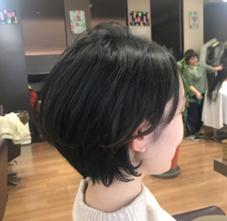 hair an floren所属の佐藤梨奈