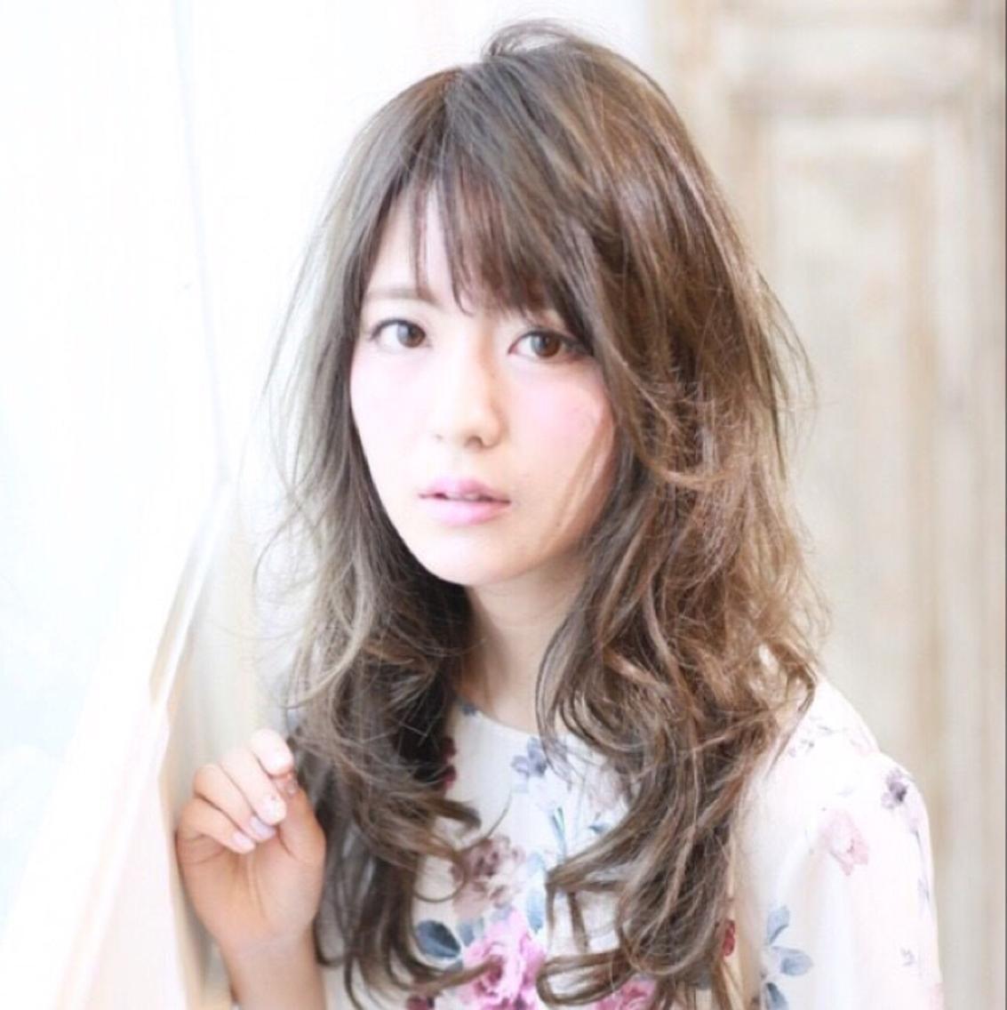 モデルさん募集☆ヘアカラー☆