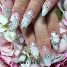 beauty salon M&I所属のBeautyM&I