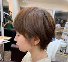 ARCH HAIR DESIGN所属の矢島郁海