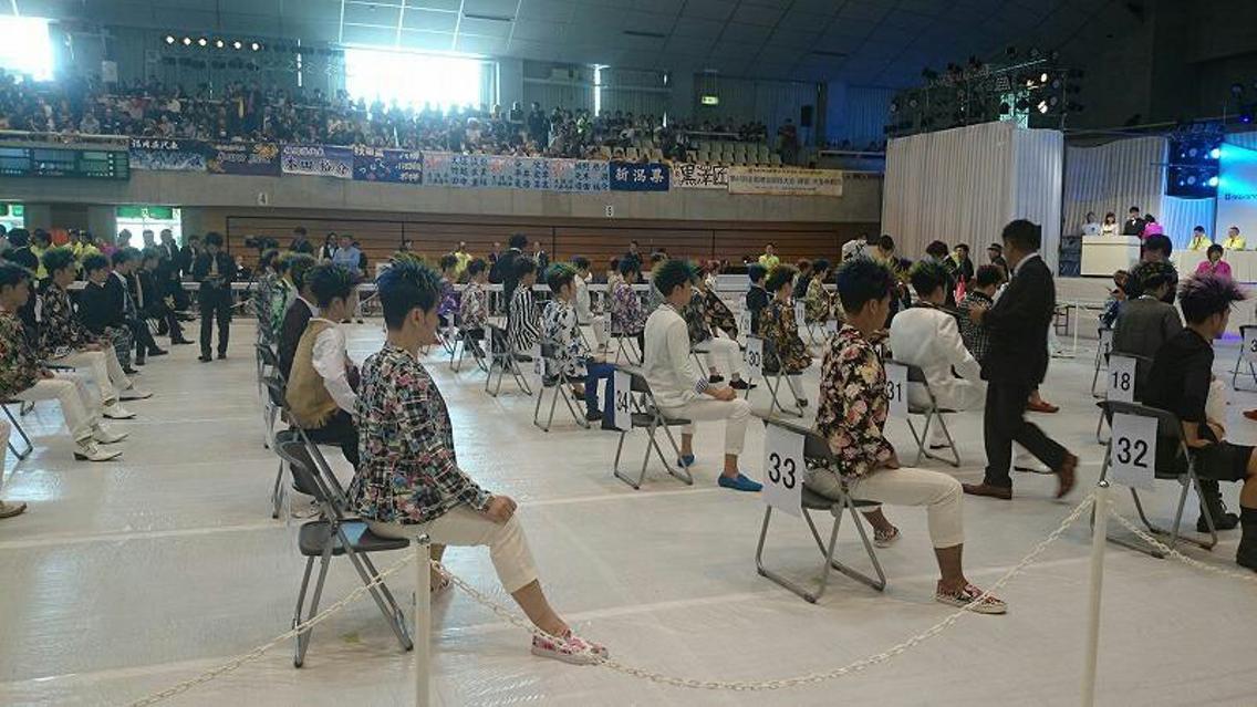 5月に岡山県大会がありの大会モデルを募集しています。