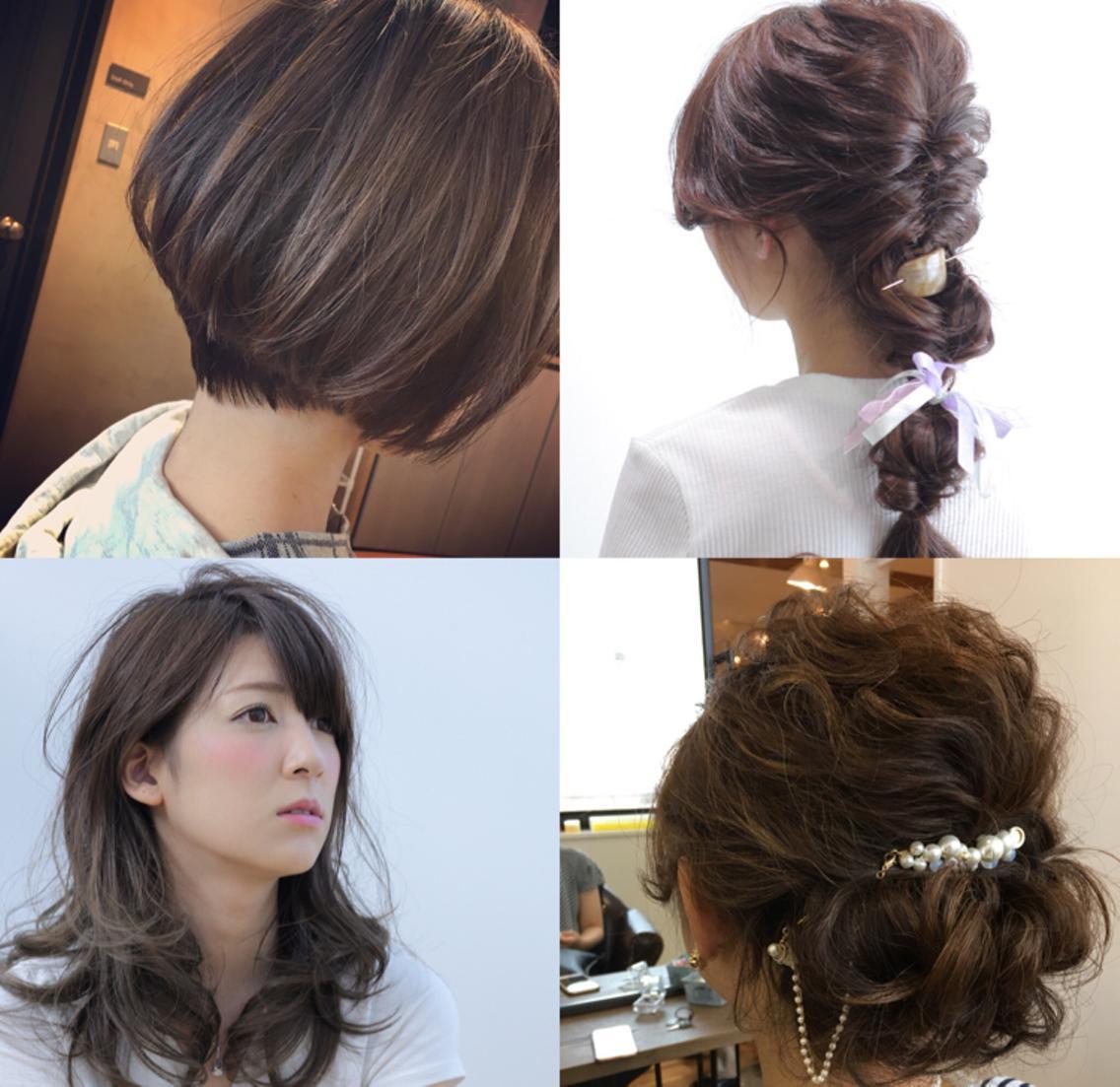 博多駅徒歩3分。朝9時から受付しております。あなたに似合うヘアスタイル見つけましょう。