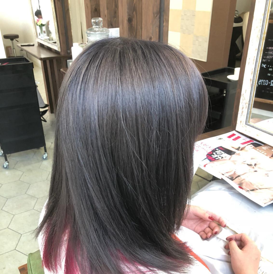 リバーウォークの目の前☆西小倉駅から徒歩3分☆どんな髪型もご相談ください!^ ^