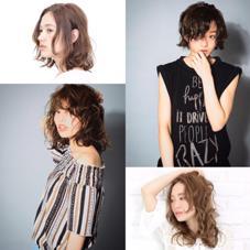 HAIR&MAKE    EARTH横浜店所属の上園義幸