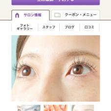 〒nail and eyelash salon THREE所属の西千穂乃