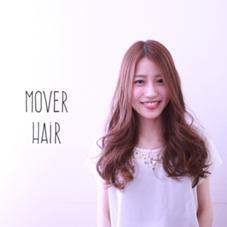 mover hair所属のますだたかひろ