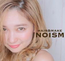 hair&make  NOISM ekahi所属の徳永ひなた
