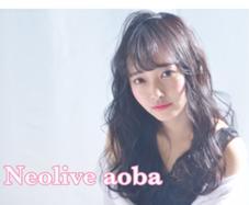 Neolive  aoba所属の半田恵理子
