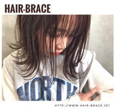 ☘平日限定☘グラデーションボブスタイルの無料カットモデル募集中✂︎✨ ☆hair-brace☆