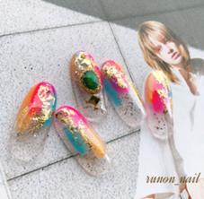 nailsalon   runon 〜ルノン〜所属のrunonnail