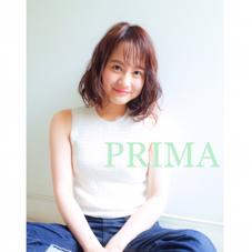 PRIMA所属の増原美和