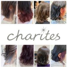 charites所属の飯田啓奨🌈カラー職人