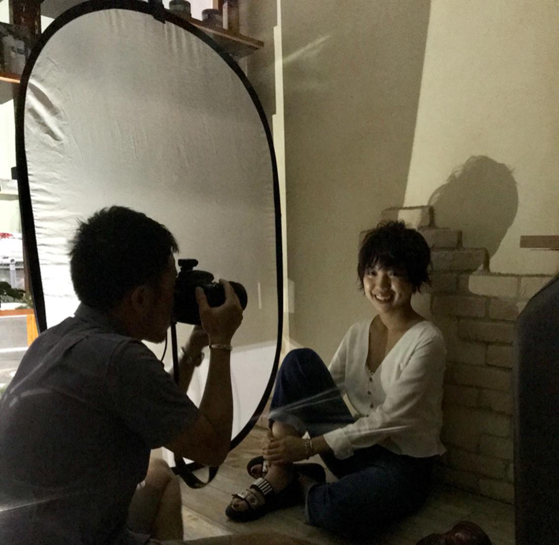 あなたの素敵を…◆簡単撮影モデルさん募集!◆