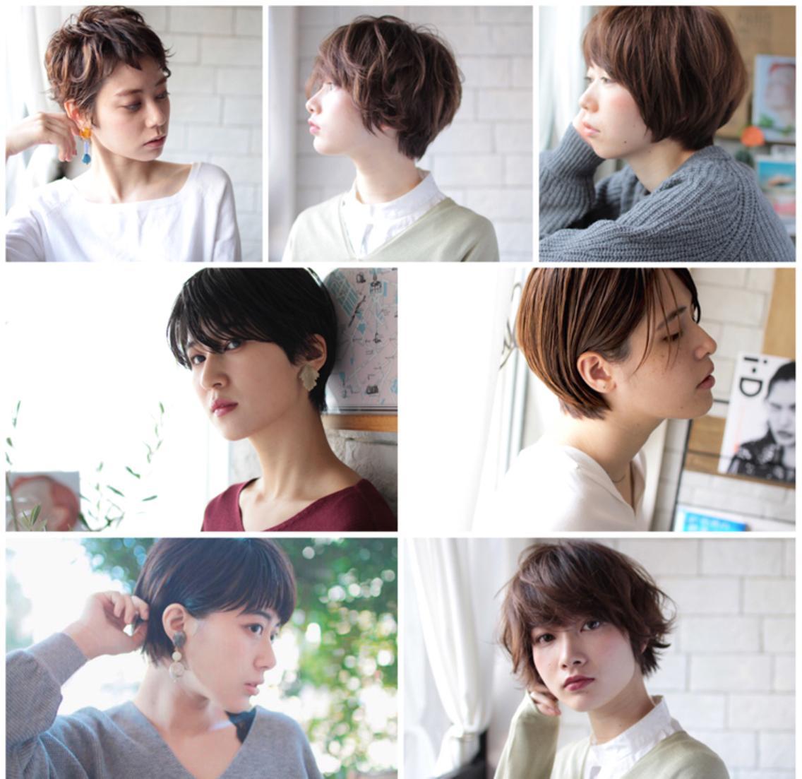 【前下がりショート】style☆カットモデル募集
