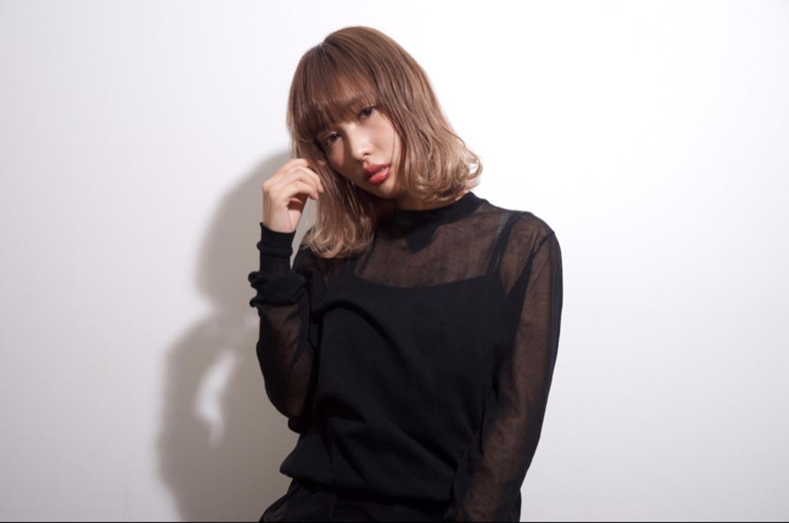 【原宿】⭐️うる艶カラー3000円⭐︎イルミナカラー4500円⭐︎