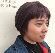 Hair deco Grant所属の塚田紗優璃