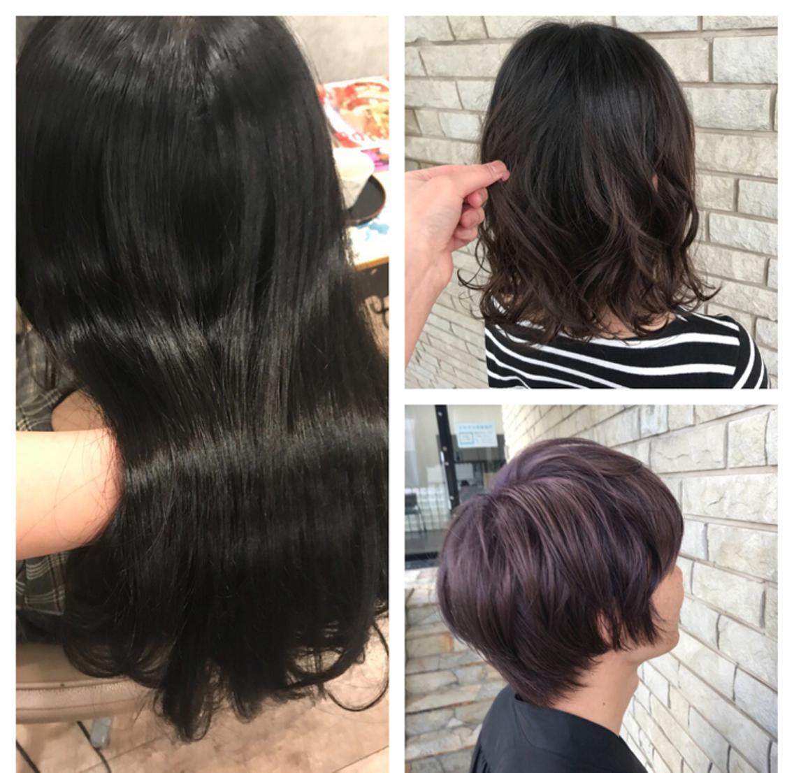♦️高評価♦️☘️✨ときめき艶髪カラー✨☘️潤い髪美人になりませんか?