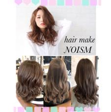 hair make NOISM elua所属の佐藤太郎