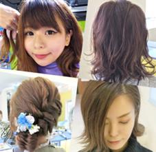 RULeR Hair Dressing所属の石井淳