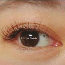 frill eye  beauty 心斎橋店所属のfrill eyebeauty心斎橋店