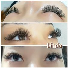 linda所属のlindalashes