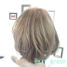 Hair green所属のHairgreen